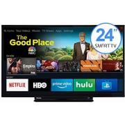 SMART TV TOSHIBA 24W2863DG 24 LED HD WIFI ZWART