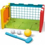 Centru de Activitati Sports Cube 4 in 1