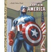 The Courageous Captain America, Hardcover
