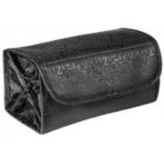 BUYINGBELL Roll-n-Go Toiletry kit Travel Toiletry Kit(Black)