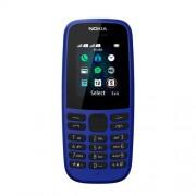 Nokia 105 NEO mobiele telefoon + lebara blauw