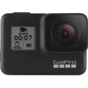 Camera video actiune GoPro HERO 7 Black 4K 12MP Bonus Card de memorie Sandisk