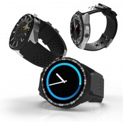 Smartwatch ZGPAX S99C 3G AMOLED Android 5.1 Quad Core 2GB RAM 16GB ROM Camera Pedometer Bluetooth