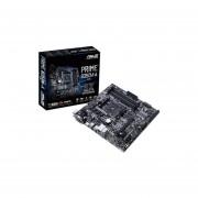 T. Madre ASUS PRIME B350M-A/CSM, ChipSet AMD B350, Soporta, AMD Ryzen/ Athlon / 7ma Gen A-Series De Socket AM4, Memoria, DDR4 3200(O.C.)/2400/2133 MHz, 64GB Max, Integrado, Audio HD, Red, USB 3.1 Y SATA 3.0, Micro-ATX, Ptos, 2xPCIEx16,