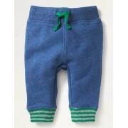Baby Blau Basic-Jerseyhose Baby Baby Boden, 92, Blue