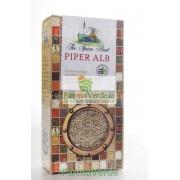 Condiment Piper Alb Macinat 50 Gr Bio Longevita Solaris Plant