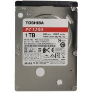 Жесткий диск Toshiba L200 Slim 1Tb HDWL110UZSVA