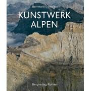 Fotoboek Kunstwerk Alpen | Rother