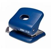 Perforator 30 coli, RAPID FC30 - Albastru