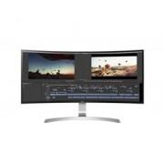 """Lg Monitor led lg ips 34"""" 34uc99-w 3440 x 1440 / 5ms / hdmi / displayport"""