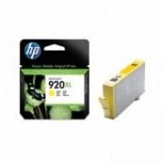 HP CD974AE»3 HP 920XL Yellow Officejet Ink Cartridge