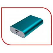 Аккумулятор Palmexx 1-USB 10000mAh Cyan PX/PBANK MET 10000