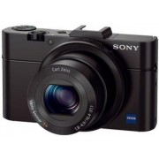 Aparat Foto Digital Sony RX100 II, 20.2 MP, Zoom Optic 3.6x, Filmare Full HD (Negru)