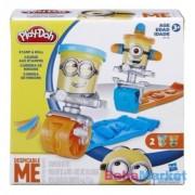 Hasbro Play-Doh - Minyonok - Gördülő formázó gyurmakészlet
