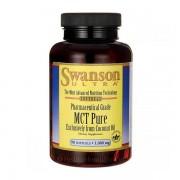 Swanson Ultra MCT ulei Pur 1,000 Mg 90 Gelule