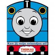 Memphis Belle prentenboek Thomas de Trein - Ken je mijn vriendjes al