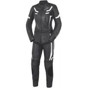 Bogotto ST-Evo Dos señoras pieza traje de cuero de la motocicleta Negro Blanco 36