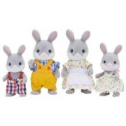 Jucarie Sylvanian Families Cottontail Rabbit Family