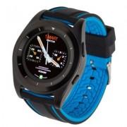GARETT Smartwatch GT13 Czarno-niebieski