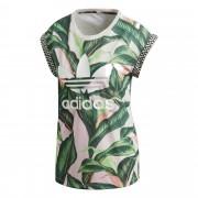 Tricou femei adidas Originals Trefoil DH3052