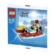 Lego City Set 30220 Fire Boat Bagged Set