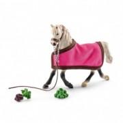 SCHLEICH igračka Arab kobila sa prekrivačem 41447