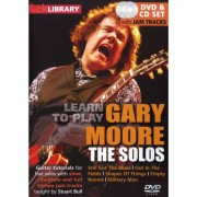 Roadrock International Lick Library: Learn To Play Gary Moore - The Solos DVD