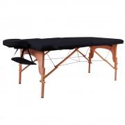 inSPORTline Fa Masszázs Asztal InSPORTline Taisage 9406/fekete