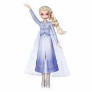 Papusa Frozen 2 - Elsa cu lumini si sunete - Papusa care canta