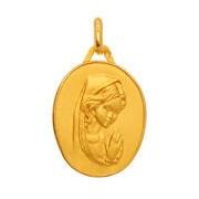 Orféva Médaille Vierge en prière