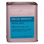 English Breakfast Tea Tin 100g