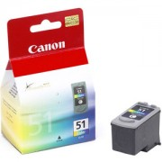 CANON CL-51 Colour Ink Cartridge - PIXMA IP2200/6210D/62200D/ MP 150/170/450 - (0618B001)