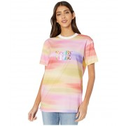 See by Chloe Rainbow Logo T-Shirt Multicolor