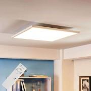 Lindby Lampa sufitowa w tym ściemniana diodą LED z pilotem 59,5 cm - Philia