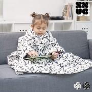 Patura cu Maneci pentru Copii Symbols Snug Snug One Kids
