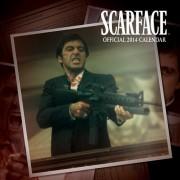 calendar 2014 scarface - PYRAMID POSTERS - C12022