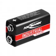 Ansmann INDUSTRIAL batterie alcaline - 10 batterie monoblocco 6LR61