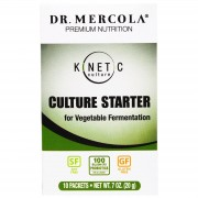 Dr. Mercola Kinetic Culture- Culture Starter (10 Packets - 20 g) - Dr. Mercola