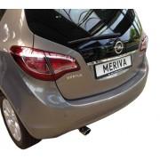 IVOL Uitlaatsierstuk Opel Meriva 2014-