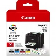 Canon PGI-2500 XL multi (9254B004) bk+c+m+y