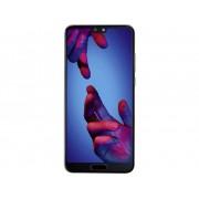 """Huawei P20 4G Smartphone Dual-SIM 128 GB 14.7 cm(5.8 """") 20 Megapixel, 12 MegapixelAndroid™ 8.1 Oreo Svart"""