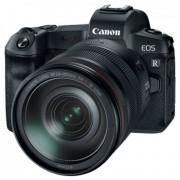 CANON Fotoaparat EOS R + Objektiv RF 24-105 L + MT adapter