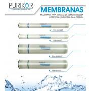 Membranas Purikor Osmosis Inversa PKM