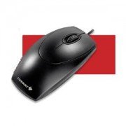 WHEEL MOUSE OPTICAL CORDED BLACK USB