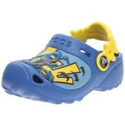 Sandale Crocs baietei Batman albastru