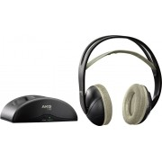AKG K 912e Cuffie Stereo Mp3 Wireless Senza Fili Per Tv E Pc Colore Nero / Cromo - K 912e