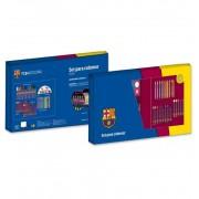 FC Barcelona Set Colorear - Seven