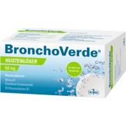 Klinge Pharma GmbH BRONCHOVERDE Hustenlöser 50 mg Brausetabletten 20 St