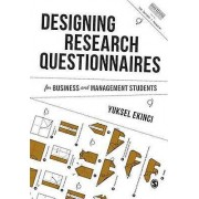 Designing Research Questionnaires for Business and Management Stude...