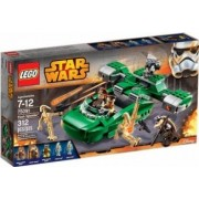 Set de constructie Lego Flash Speeder
